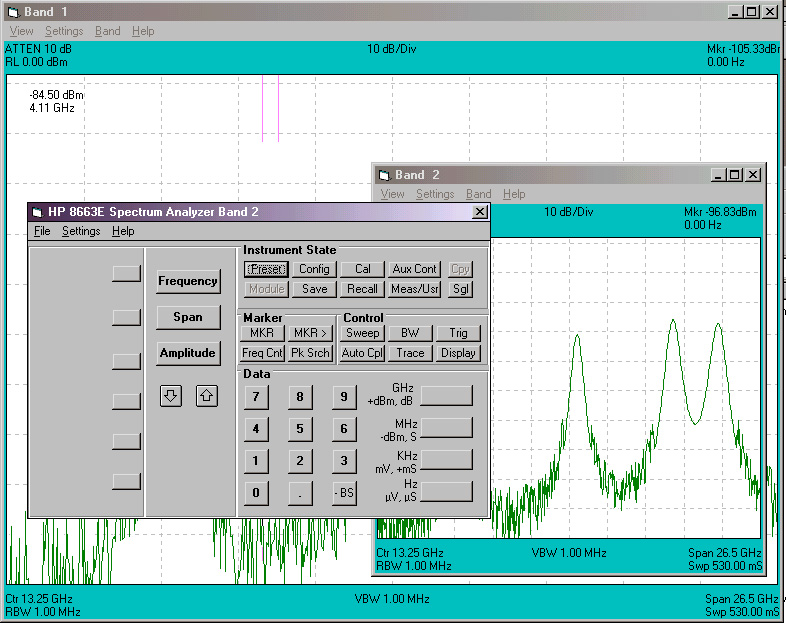 Software Search Real Time FFT Analyzer - free downloads